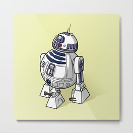 R2-B8 Metal Print