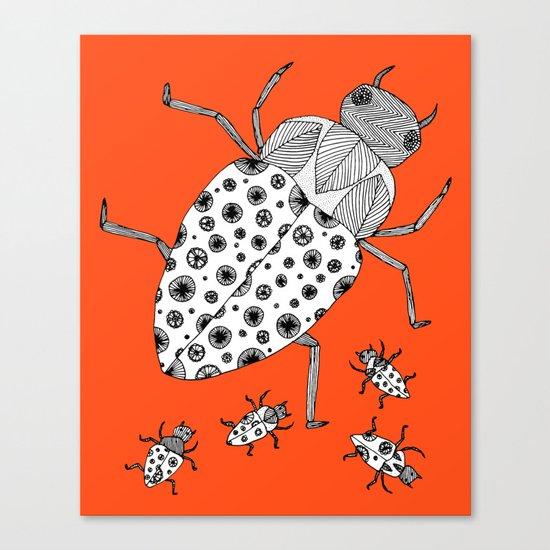 Roach Family Canvas Print