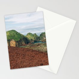 The Westman Islands, Iceland Stationery Cards