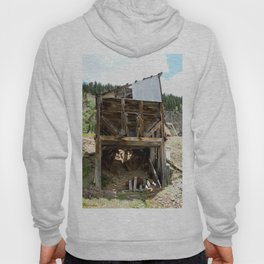 Exploring the Longfellow Mine of the Gold Rush - A Series, No. 9 of 9 Hoody