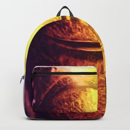 lord buddha face Backpack