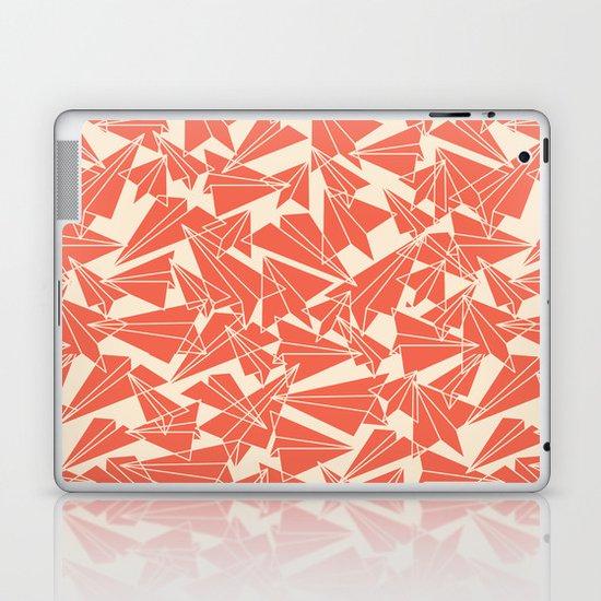 School Yard Aviation Solid Laptop & iPad Skin