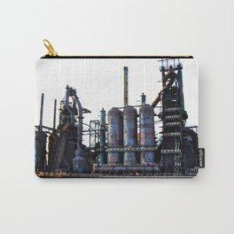 Bethlehem Steel Blast Furnace 2 Carry-All Pouch