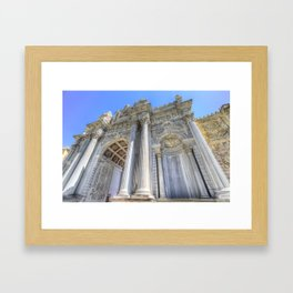 Dolmabahce Palace Istanbul Framed Art Print