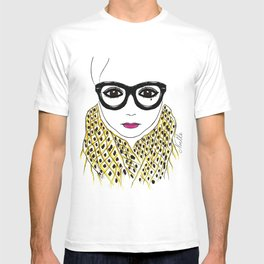 Alicia Frank Custom T-shirt