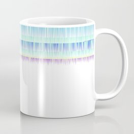 Colorful minimal abstract paint Coffee Mug