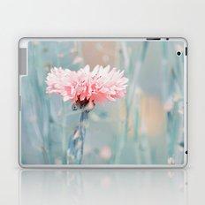 Pink pastel cornflower Laptop & iPad Skin