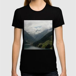 A Fjord in the Alps T-shirt