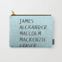 James Alexander Malcom Mackenzie Frazer Carry-All Pouch
