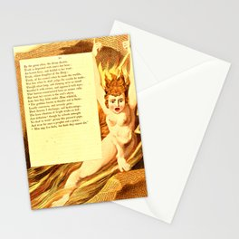 """From """"Night-Thoughts"""" Stationery Cards"""