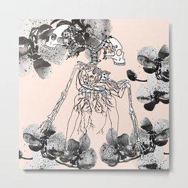 Blaxican lament Metal Print