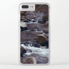 Ashland Creek - Ashland, OR Clear iPhone Case