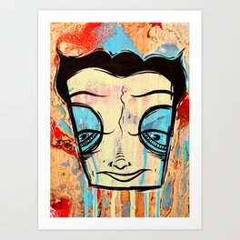 Where Them Girls At Art Print
