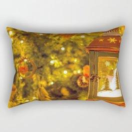 Light the Way. Rectangular Pillow