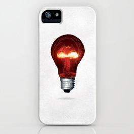 Eureka Bomb iPhone Case