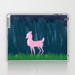 Pink Deer Laptop & iPad Skin