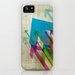 Keep on Moving iPhone Case