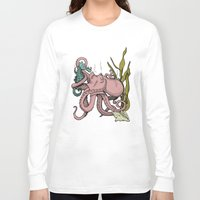 my little pony Long Sleeve T-shirts featuring My Little Pony (Color) by Seth Spriggs