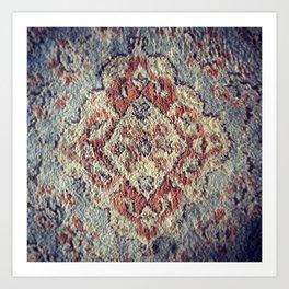 Pretty Persian Art Print
