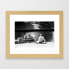 York (237) Framed Art Print