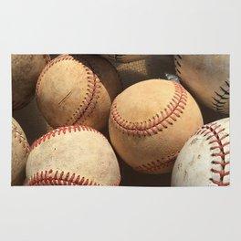 Baseball Obsession Rug