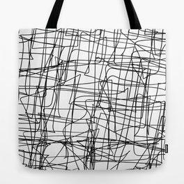 Mind Map Tote Bag