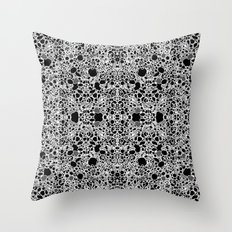 Bubbles 2 Throw Pillow