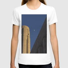Half Moon over Tower T-shirt