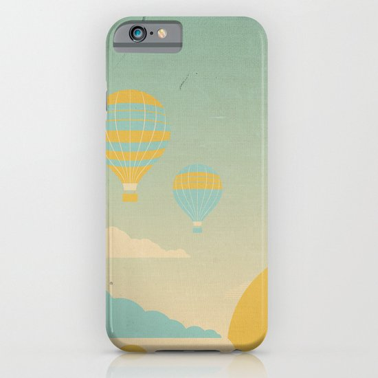 In The Clouds iPhone & iPod Case