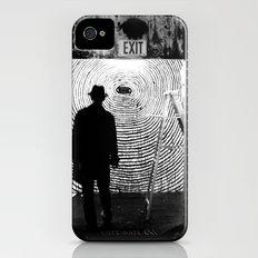 EXIT iPhone (4, 4s) Slim Case