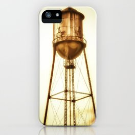 Texas Water Tower iPhone Case