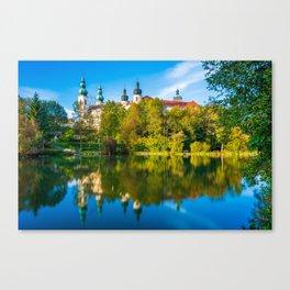 Attnang-Puchheim, Austria Canvas Print