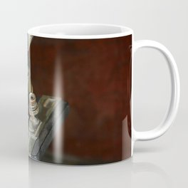 Old Microscope Coffee Mug