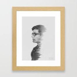 Evergreens Framed Art Print
