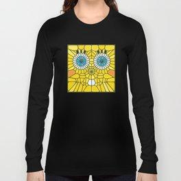 Spongebob Voronoi Long Sleeve T-shirt