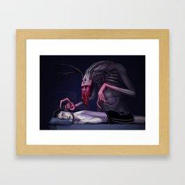 Boogeyman Framed Art Print
