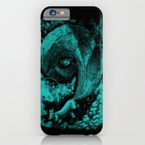 9 tails iPhone & iPod Case