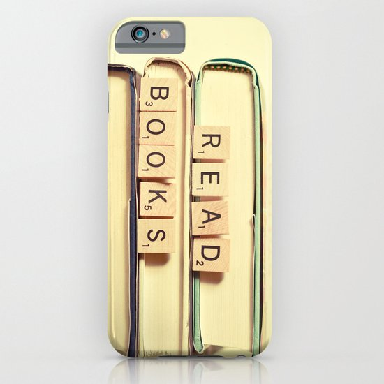Read Books iPhone & iPod Case