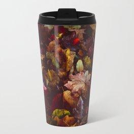 autumn leaves Travel Mug