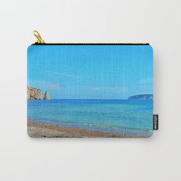 Perce Beach panoramic Carry-All Pouch
