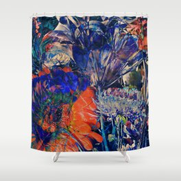 After The Love #3058 Shower Curtain
