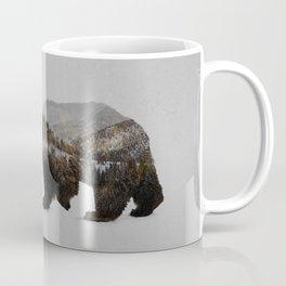 The Kodiak Brown Bear Coffee Mug