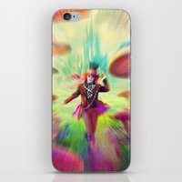 mad hatter iPhone & iPod Skins featuring Mad Hatter by dreamshade