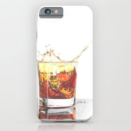 Whiskey iPhone Case