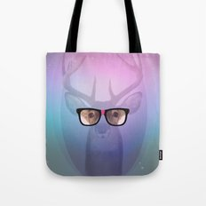 My deer Geek Tote Bag