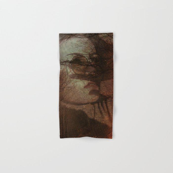 Autumn portrait Hand & Bath Towel