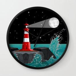 Fabulous Lighthouse Wall Clock