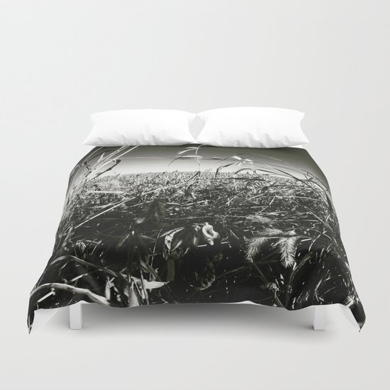 Cornfield Number 2 Duvet Cover