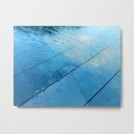 When It Rains... Metal Print