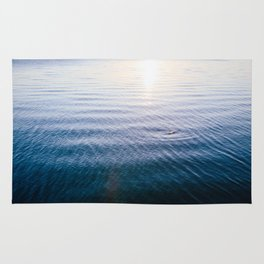 Sunrise on the Water Rug